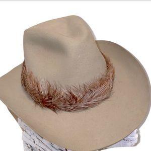 ⭐️Biltmore Genuine Fur Felt Cowboy Hat⭐️